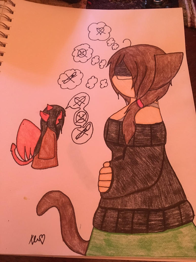 Inner Demon... (Kind of vent)  by ShadAmyfangirl129