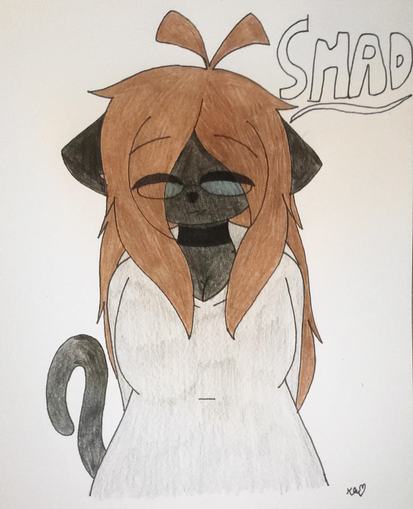 My Fursona by ShadAmyfangirl129