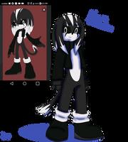 Nova the Twilight Echidna (profile) by ShadAmyfangirl129