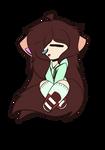 Chibi Sleeping Yuki