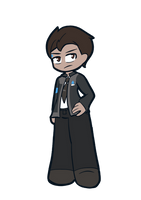 Chibi Connor by ShadAmyfangirl129