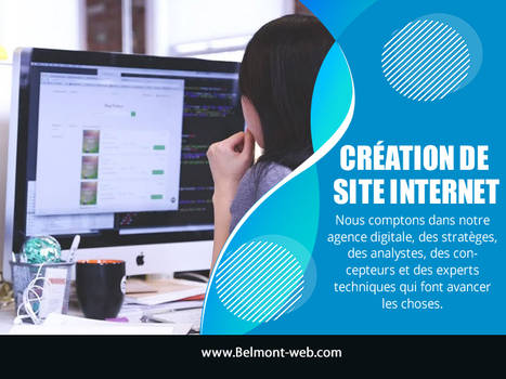 Cration de site internet Genve