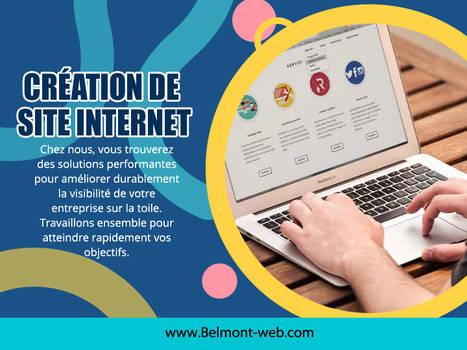 Cration de site internet lausanne