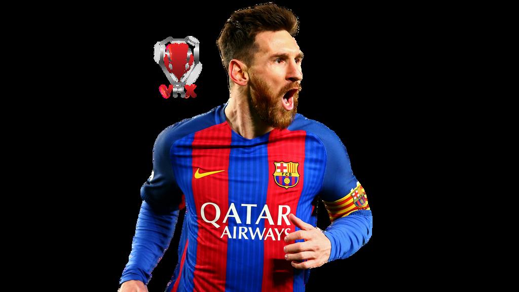 Lionel messi by vrx17 on deviantart - Render barcelona ...