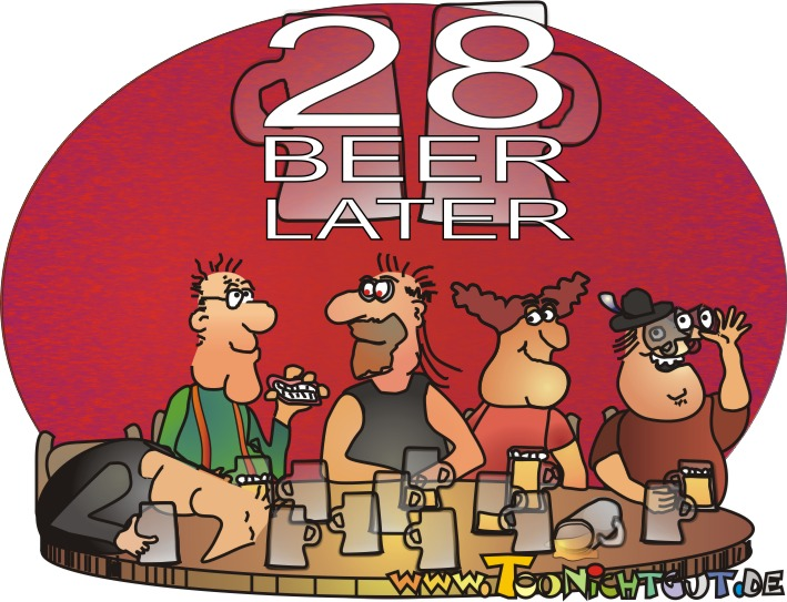 28 beer later by toonichtgut
