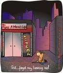 cinema by toonichtgut
