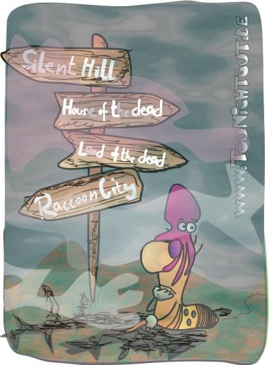 Silent Hill? by toonichtgut