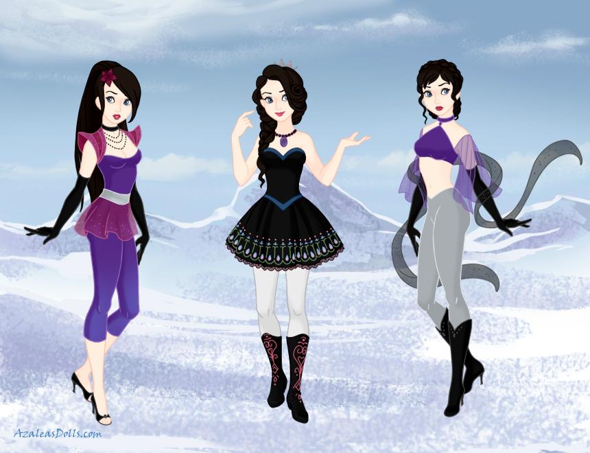 Psylocke Daughter by visenyatargaryen12