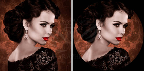 Noir Woman