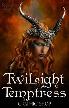 Twilight Temptress graphic shop