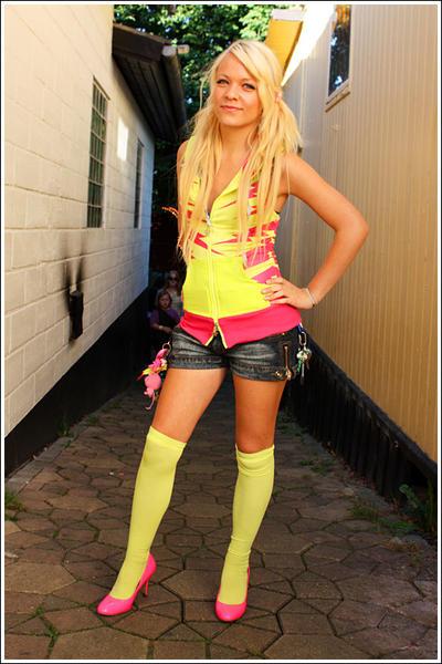 Pink and Sexy lig.. - DONT FAV by Gyaru-club