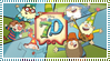 7D Stamp by WafflePoptart