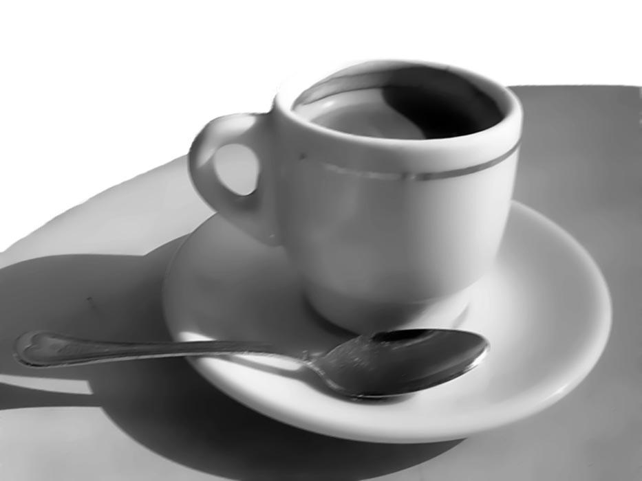 cup of coffee by planzman