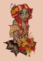 The Pumpkin Bride by RamblinQuixotic