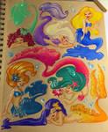 Mermaid Madness!