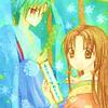 Natsume and Mikan - Avatar by SakuraNakajima