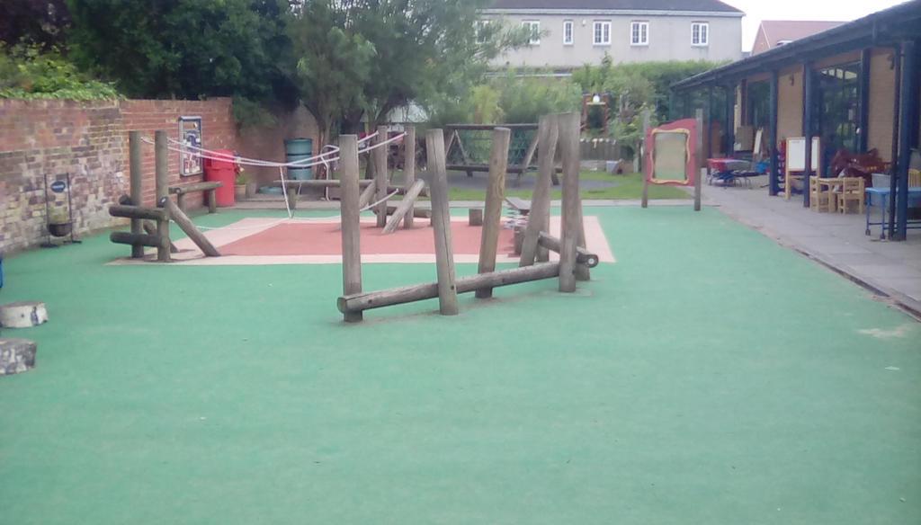 School playground by FelixFedre on DeviantArt