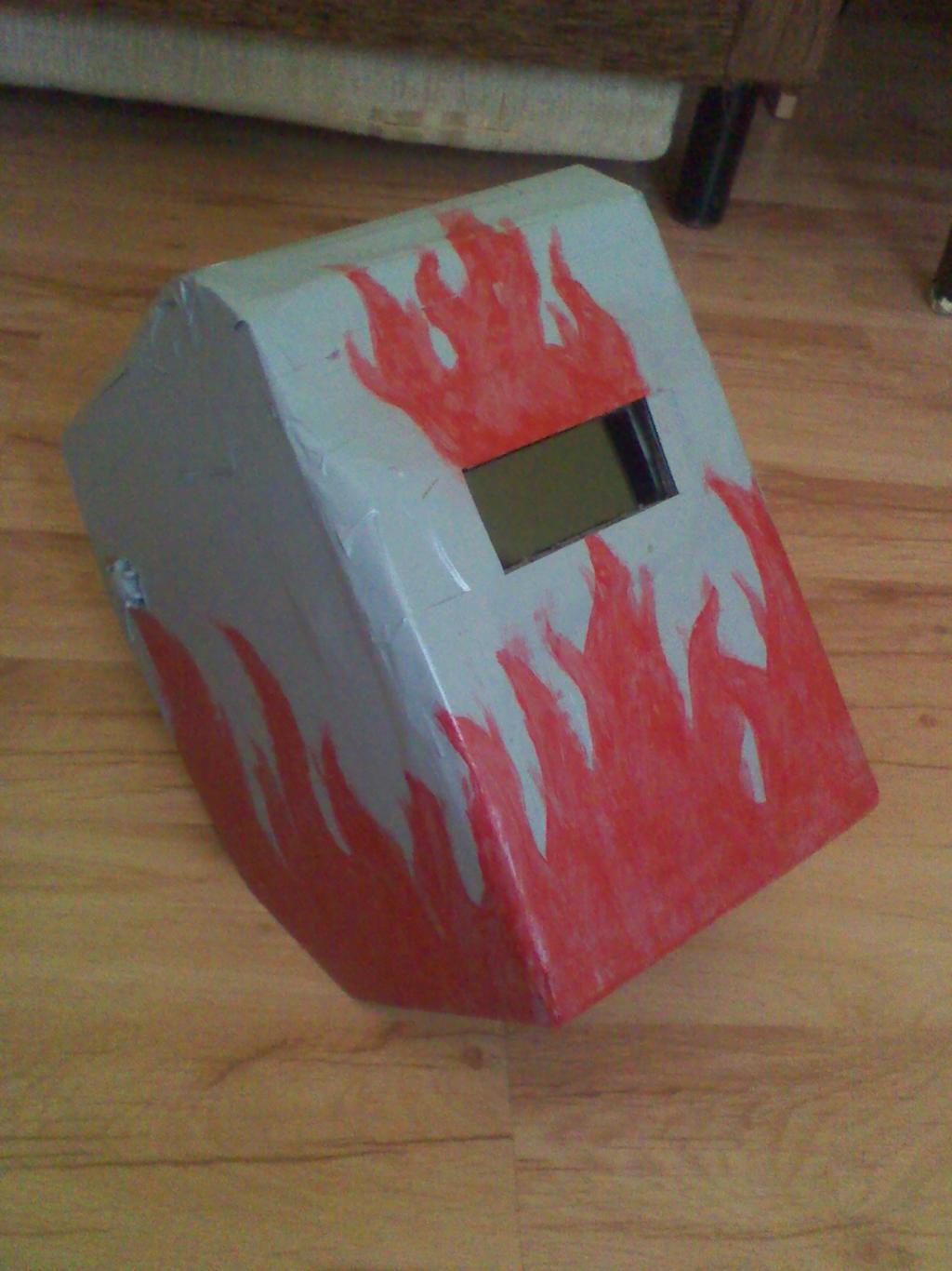 Engineer Hotrod from Team Fortress 2 by SzatanskiLisek