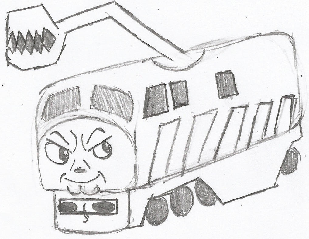 Diesel train coloring pages - Diesel 10 Coloring Pages Coloring Pages