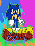Sonic Paint by Sonicdude645