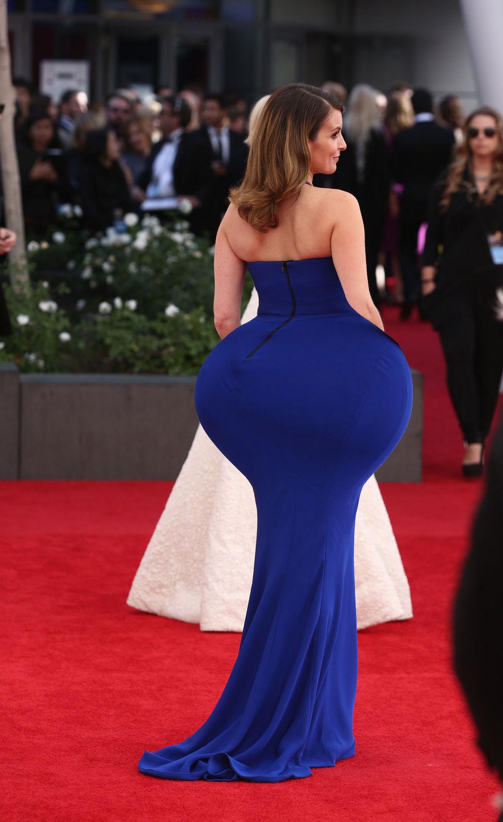 Tina Fey Ass