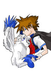 Sora and Ifus