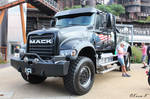 MACK Truck by OrganizationHonda