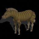 Spore creature - Quagga PNG by Tote-Meistarinn