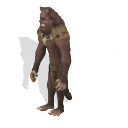 Spore GA Captain - Troll (male) PNG