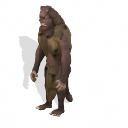 Spore GA Captain - Female troll PNG