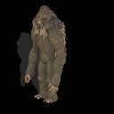 Spore creature - Yeti PNG