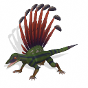 Spore creature - Longisquama PNG by Tote-Meistarinn