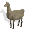 Spore creature - Llama (6) PNG by Tote-Meistarinn