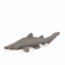 Spore creature - Goblin shark (female) PNG by Tote-Meistarinn