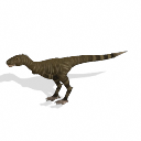 Spore creature - Sereno's digging raptor (1) PNG by Tote-Meistarinn