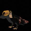 Spore creature - Toco Toucan PNG