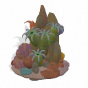 Spore Building - Paleozoic reef 2 PNG by Tote-Meistarinn