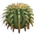 Spore Building - Golden Barrel Cactus PNG by Tote-Meistarinn
