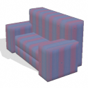 Spore Building - Sofa 1 PNG by Tote-Meistarinn