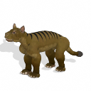 Spore creature - Thylacoleo carnifex PNG by Tote-Meistarinn