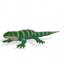 Spore creature - Fiji crested iguana PNG by Tote-Meistarinn