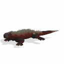 Spore creature - Marine iguana (1) PNG by Tote-Meistarinn
