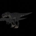 Spore creature - Nidhogosaurus PNG