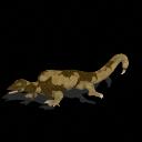 Spore creature - Drepanosaurus unguicaudatus PNG by Tote-Meistarinn