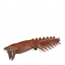 Spore creature - Aegirocassis benmoulai PNG by Tote-Meistarinn