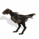 Spore creature - Yi qi (updated) (female) PNG by Tote-Meistarinn