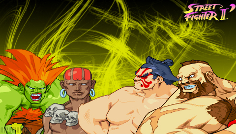 SF2: The World Warriors 2 by nicomentes