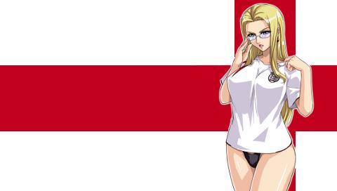 England Soccer Team by nicomentes