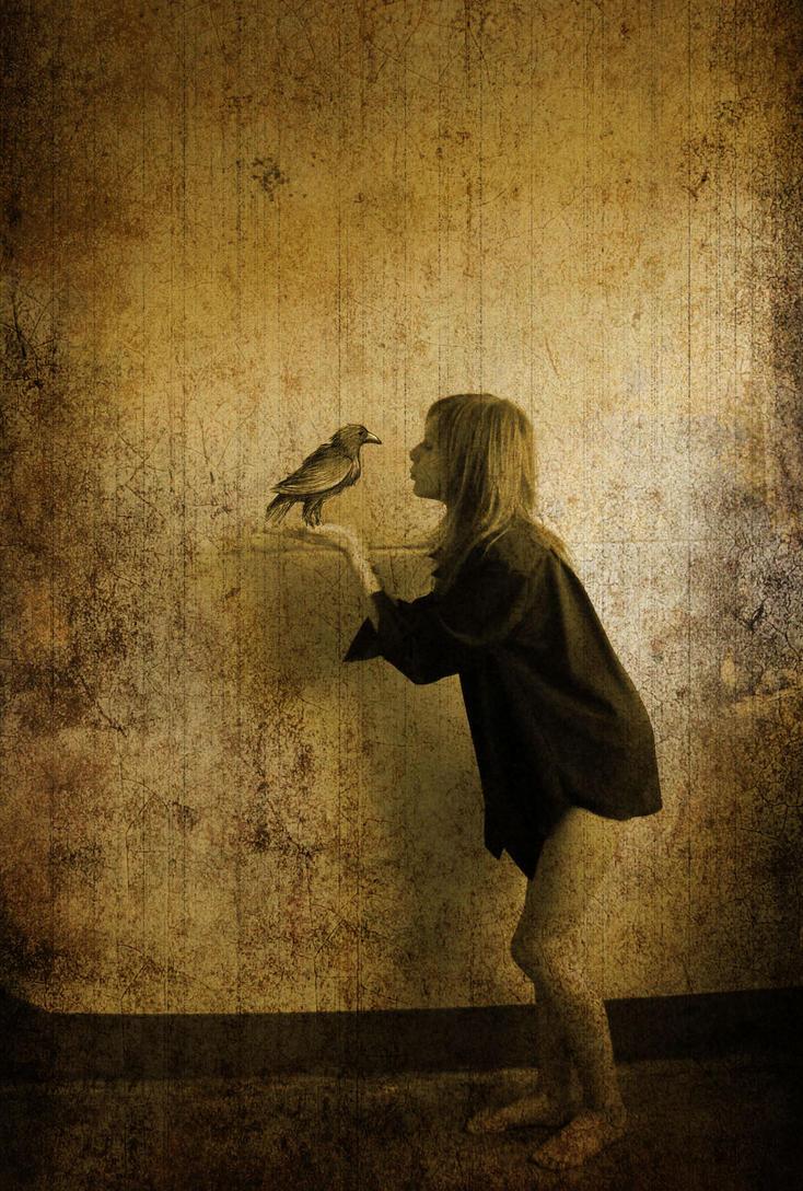 My Raven by Svetlana-Sergeevna