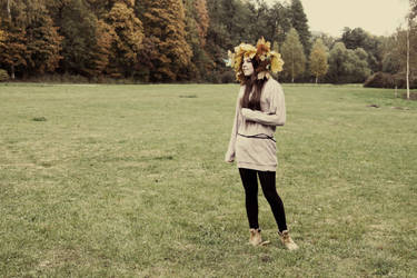 Ms. Autumn III by Svetlana-Sergeevna